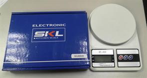 Весы электронные 7 кг без чаши SCL000UN