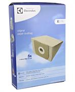 Мешок для сбора пыли, бумажный E51N, 5шт+микрофильтр