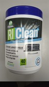 Порошок для мытья посуды RiClean в посудомойке 1кг 5в1 на 40моек 55401360 зам. UNI55401330=55401330