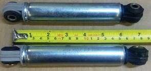 Амортизатор СМА Miele ANSA 120N L=170-265mm, втулка 8x24mm 12ph74 зам. SAR000MI