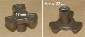 Коуплер тарелки СВЧ H-22.5, d7 под 10коп MA0210A зам. 95TR06, FOK75016