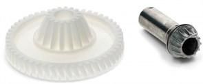 Шестерня кухонного комбайна Bosch SAP906BO зам. 00622182=622182, MM0344W, 152314un