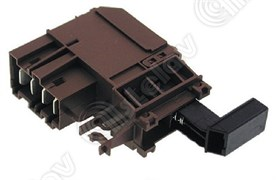 Кнопка вкл/выкл. ROLD SC1A1A11625 BOSCH Siemens WFF 219077 зам. 160962, 146SI01, 1.52.003.01, 85210100, SWT101BO, SWT100BO