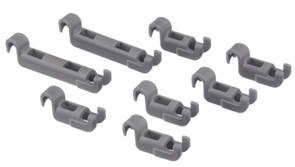 Комплект крепежей ПММ Bosch, Siemens 540235 зам. 00611472=611472