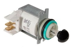Клапан электромагнитный ПММ Bosch Siemens VAL500BO зам. 166874=00166874