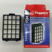 Hepa-фильтр для пылесосов Samsung SC15H40...,SC21F50.., SC19F50..(DJ97-01962A) FSM 201