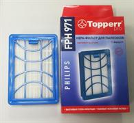 Hepa-фильтр.для пылесосов Philips PowerProExpert:FC9728,FC9732,FC9733,FC9734,FC9735 FPH 971