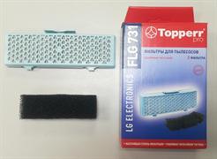 Hepa-фильтр для пылесосов LG VC 401..;VK79...,73... (ADQ73254301) FLG 731