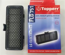 Hepa-фильтр для пылесосов LG  VC53...,42...;VK75..., 76... (ADQ73573301)FLG 751