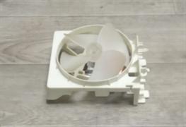 Вентилятор охлаждения магнетрона БУ микроволновой печи MIDEA MG820CFB-W 6498buf