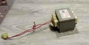 Трансформатор БУ микроволновой печи SAMSUNG M187ASTR 6503buf