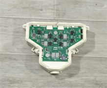 Электронный модуль управления 75.13037.600 БУ варочной панели DeLonghi PVC62TC 6479buf