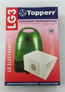 Мешок для пылесоса LG VC 31..33..39..., 5 шт. в упак. LG 3