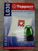 Мешок синтетический для пылесоса LG (TB-33,DB-33) VC 31..33..39..., 4 шт.в упак. LG 30