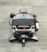 Двигатель (мотор) Бу СМА Indesit WIL85 EXBG зам. 48007258 482000077726 c00092153 411093319 91335980000 092153bu