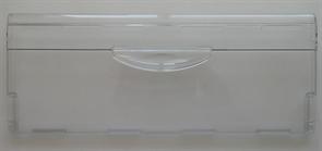 Щиток (дверка) морозильной камеры Атлант 470x185мм откидной прозрачный зам. 774142100100, 444142100800, 301540103800 774142100800