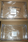 Панель ящика для овощей холодильника Ariston Indesit C00283168 зам. C00857275=857275, C00856033=856033