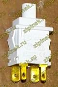 Выключатель, без лампы индикации, BEKO-2808530400, .2808530100, 2808530300, AC4405 SWT201AC