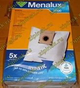 Мешки Menalux 2000, Синтетические, для пылесоса Siemens VZ-41, Bosch BBZ-41, BBZ-50, повышенного объёма 9001961466