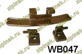 Петля люка, L-145мм WB047
