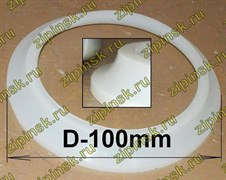 Прокладка фланца в/н, силикон D-100мм / d-70мм WTH216UN