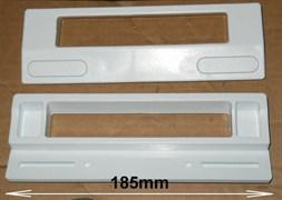 Ручка двери холодильника универсальная крепеж 95-170мм зам. 35FR141 35FR135