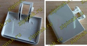 "Ручка дверки (люка) Electrolux, Zanussi ""кубик"" зам. DHL006ZN 1508509005"