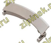 Ручка люка серая Bosch Bo3819 зам. 751786, 648581, DHL010BO, WL237 зип. 9000389973, 55000000037789, UNI405279=405279, i01BO03