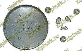 Тарелка_СВЧ 345мм, с крепл.2руб., SAMS-DE74-20016A_3F/3P 95pm14