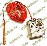 Термостат СМА, 3 контакта назад, датчик стержень d-6mm, шток23мм, . 047062