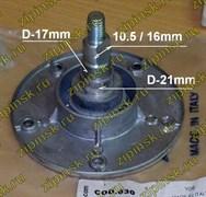 Фланец барабана D-110мм, крепится на 5 винтах cod030