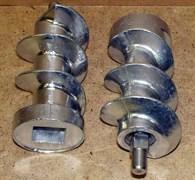 Шнек мясорубки BOSCH MFW1501 BS009 зам. 050366, CX7930