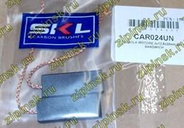 Щетки двигателя 5x13.5x35_SN сэндвич 2шт SKL CAR024UN