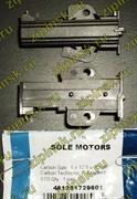 Щетки двигателяSOLE-2шт.=481281719417, ЭЛЕКТРОЛЮКС-4006020343, 50221778009