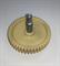 Шестерня мясорубки VITEK, SCARLETT с металлическим валом, Д-83мм, (Прямые зубья, 46шт.) - фото 27097