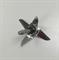 Нож кухонного комбайна Moulinex MS-650069 - фото 27131