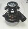 Мотор пылесоса 1200W моющий HWX-A-1 Н=180, D=144 с отводом - фото 27270