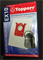 Мешок синтетический для пылесоса Electrolux,Philips,AEG (S-bag,Gr200), 4 шт.в упак. EX 10 - фото 28195