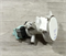 Насос в сборе с улиткой БУ стиральной машины Gorenje WS40109 398371bu - фото 28485