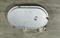 Конфорка (овальная) стеклокерамика 2000/1100W D250/140 10.57411.504 БУ варочной поверхности DeLonghi PVC62TC зам. 607622 1057411504 6484buf - фото 28594